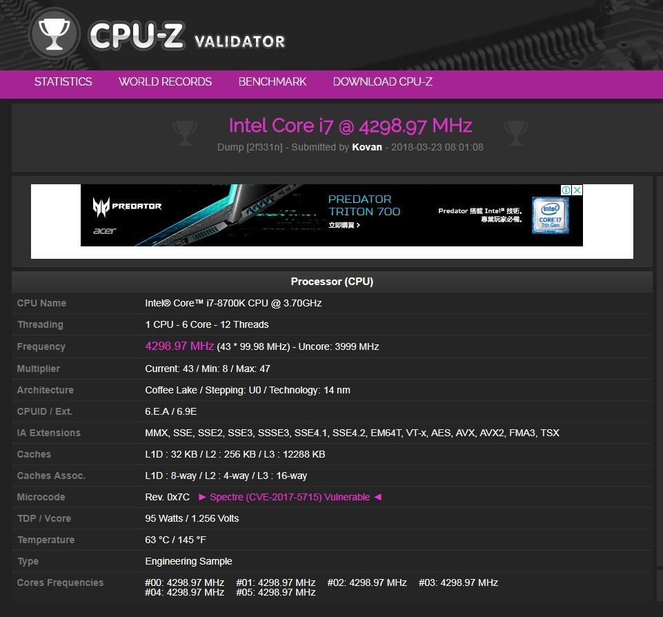 ADATA XPG Spectrix D41 RGB DDR4 2