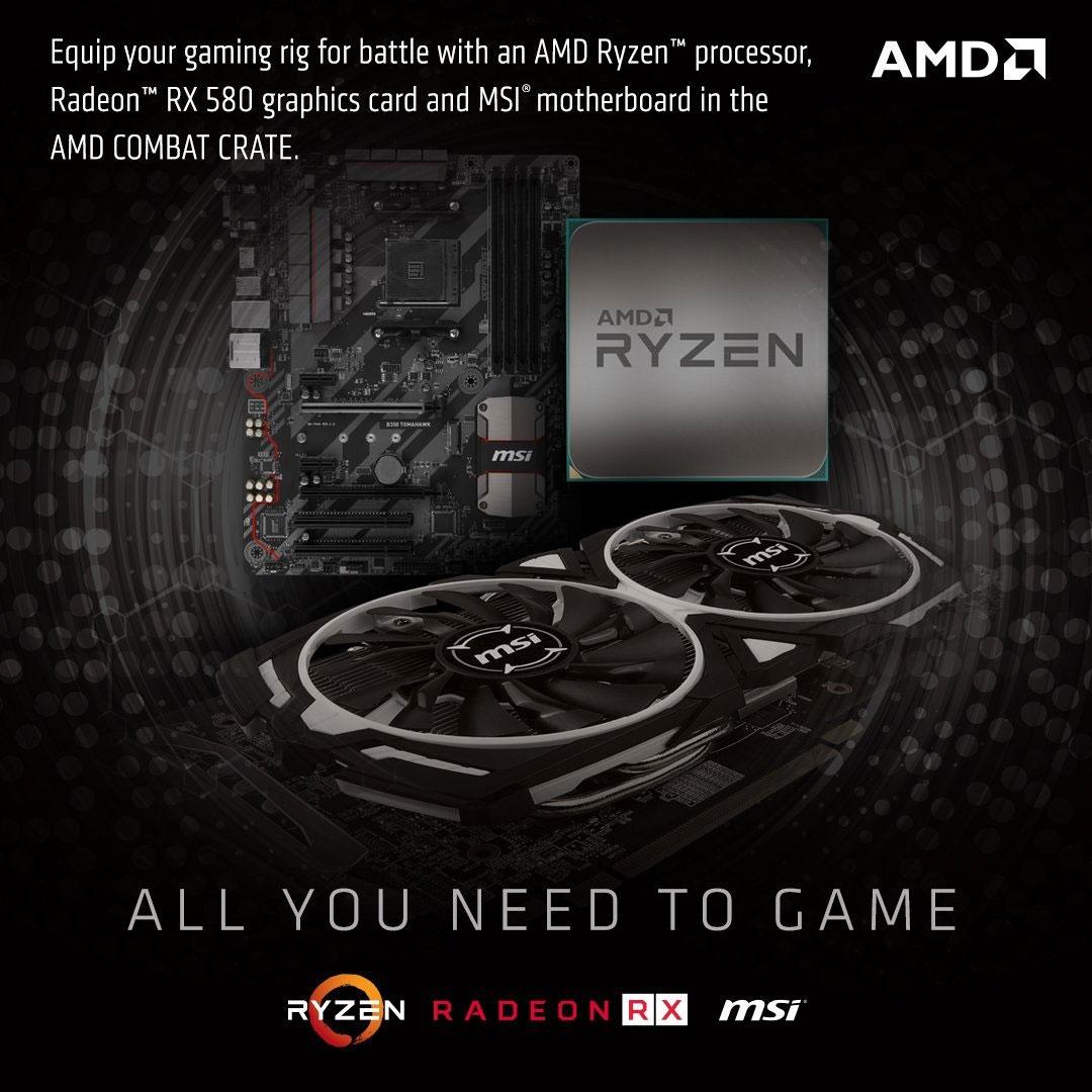 AMD Combat Crate 2