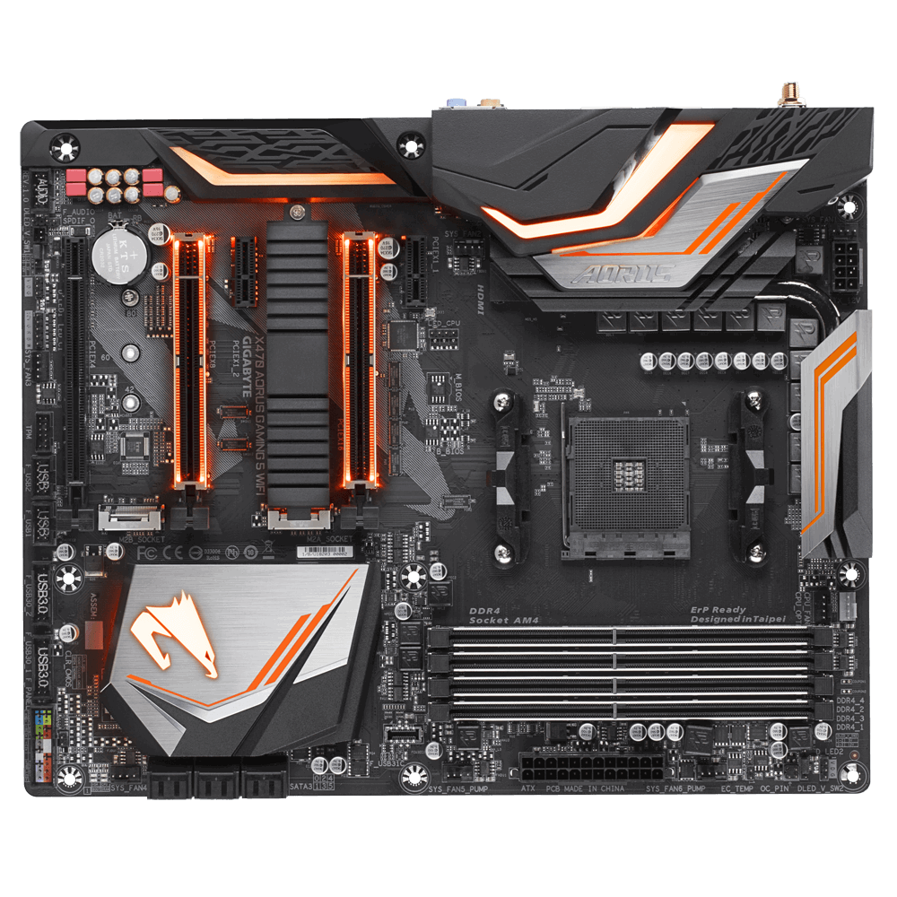 AORUS X470 Gaming 5 WIFI