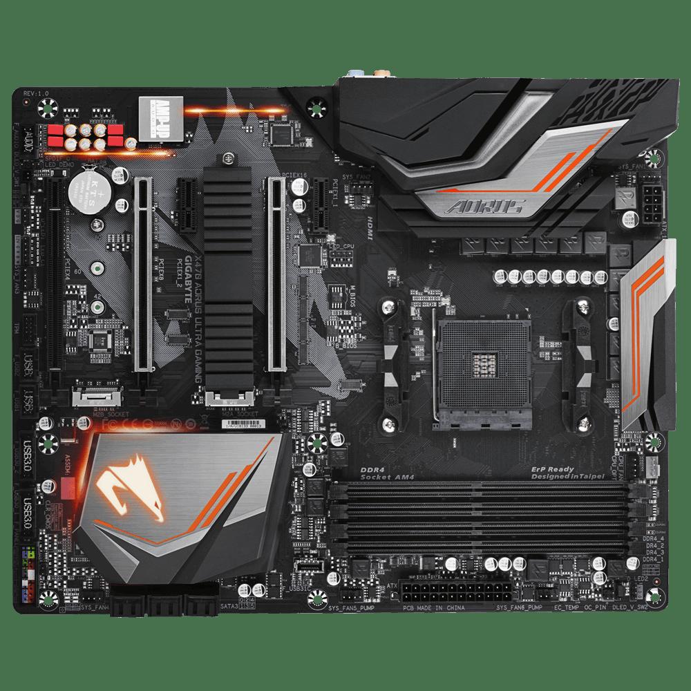 AORUS X470 Ultra Gaming