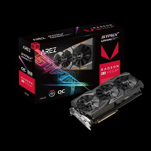 AREZ Strix Radeon RX VEGA64 OC Edition