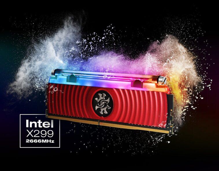XPG SPECTRIX D80 DDR4 RGB