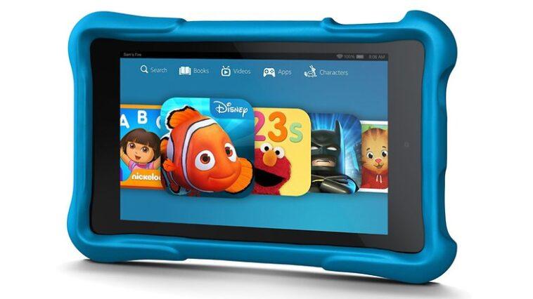 tablette enfants