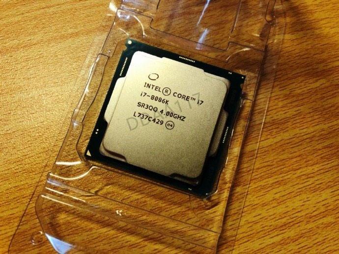Core i7 8086K 1 31 05