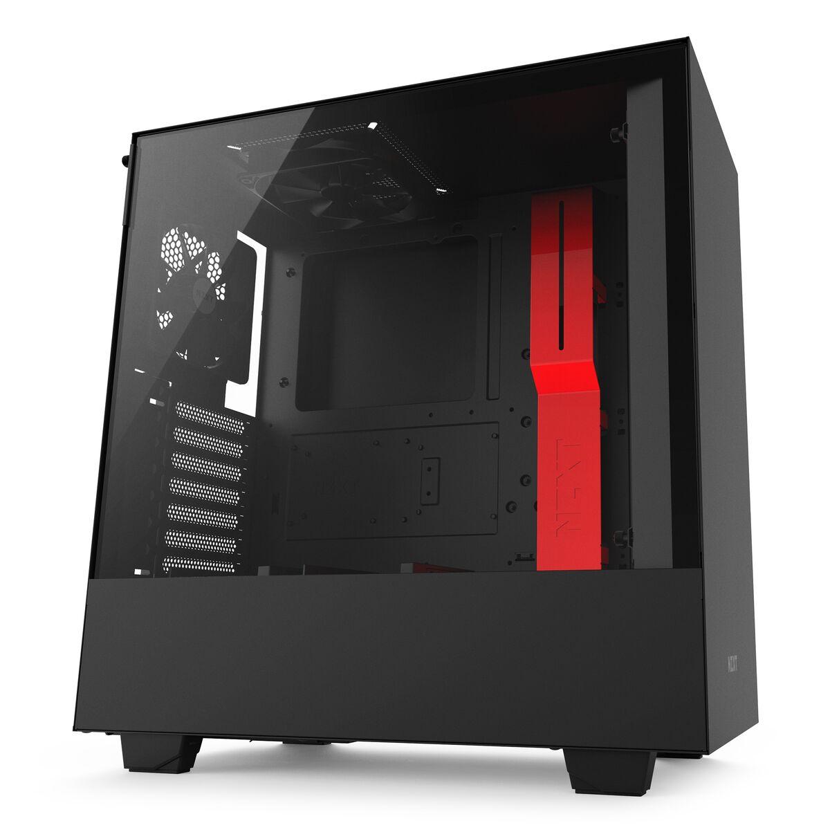 H500 H500i noir rouge
