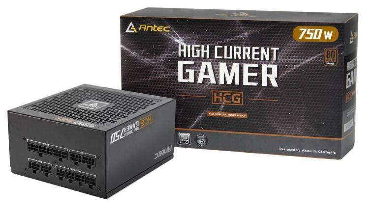 High Current Gamer Bronze 750