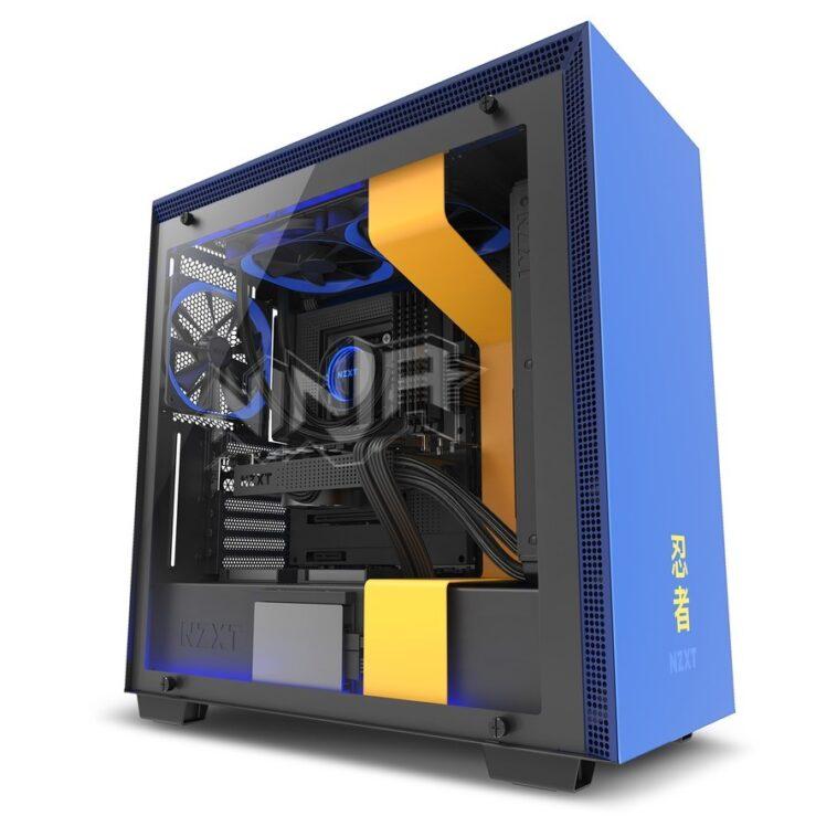 NZXT H700i Ninja Edition