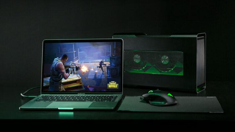 Razer Core V2 2018 B Mac Laptop