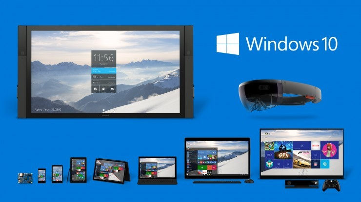 Windows 10 Product Family1