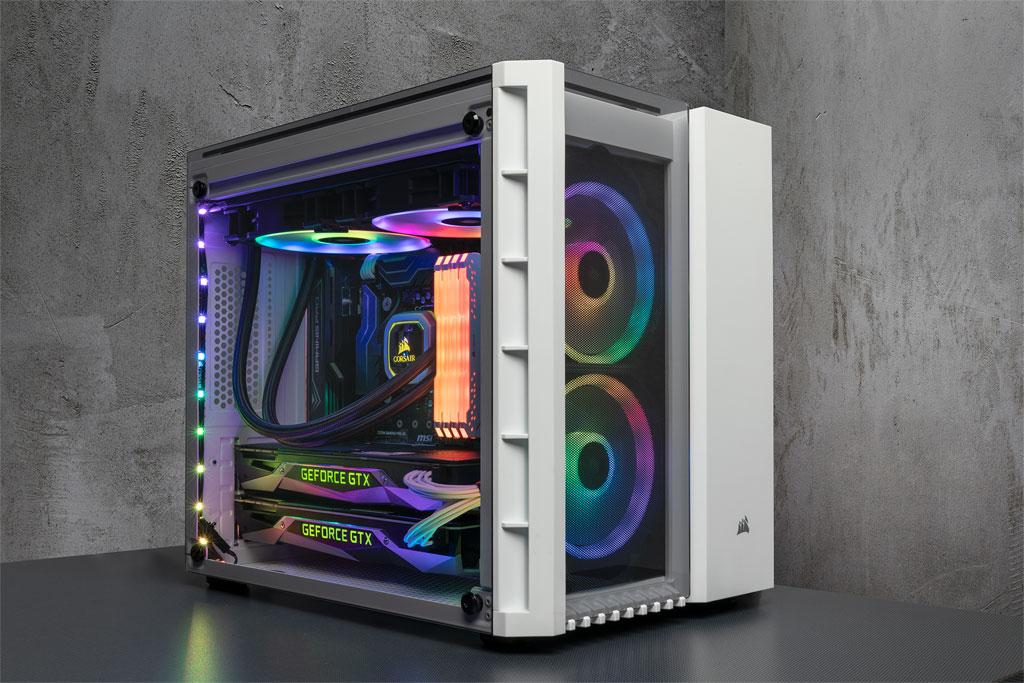 280X RGB WHT BUILT 28