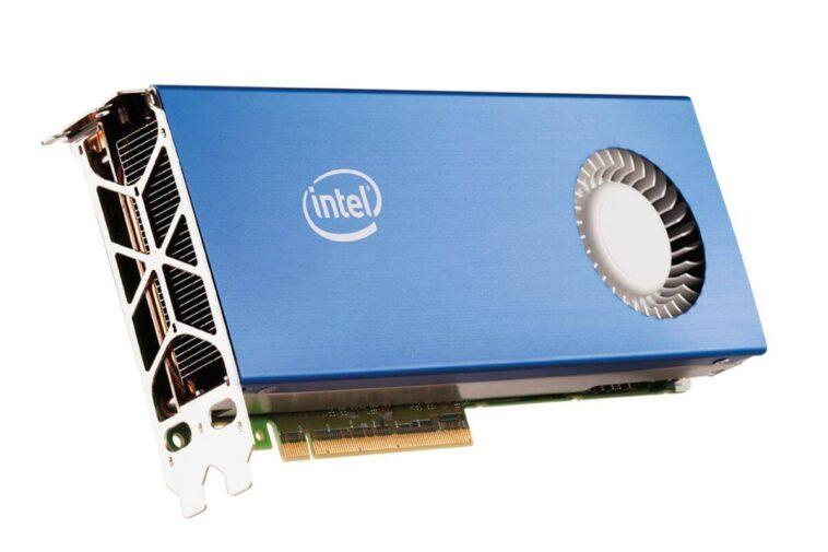 Intel lancera des GPU en 2020