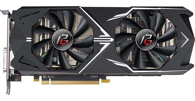 Phantom Gaming X Radeon RX580 8G OC