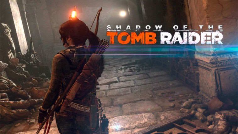 Shadow of the Tomb Raider le gameplay en 4K 1