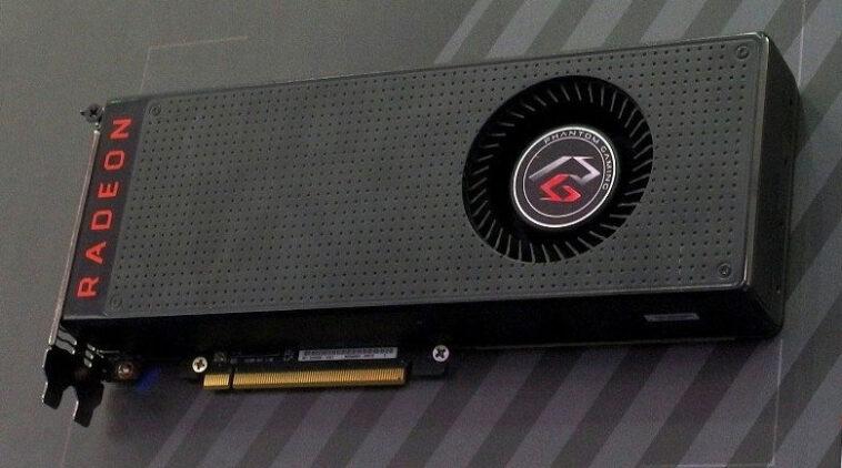 hantom Gaming RX Vega 56 asrock