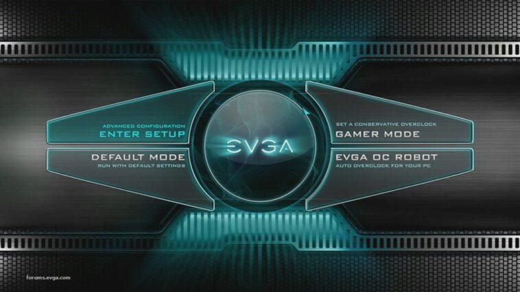 EVGA Bios X299 2