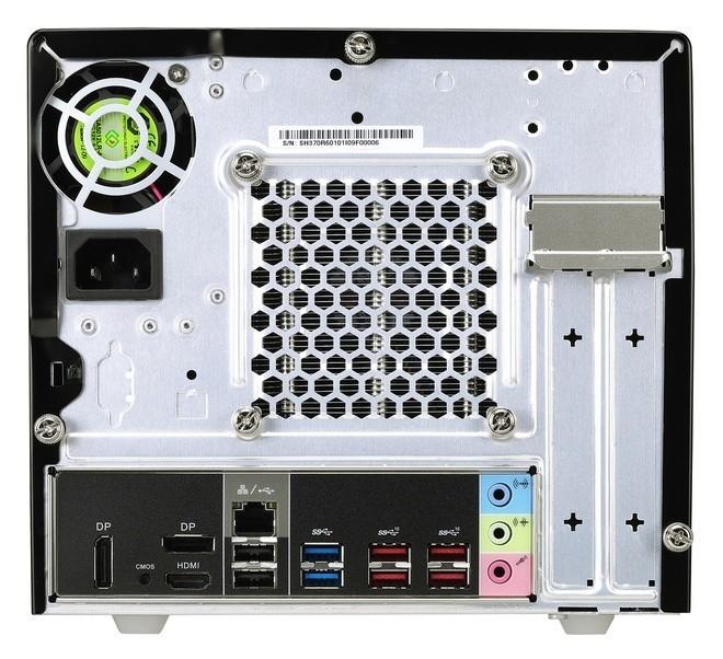 PC Barebone SH370R6 1