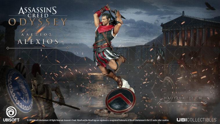 12 minutes de Assassins Creed Odyssey en 4K