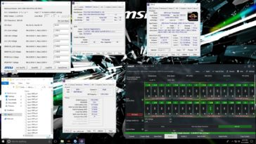 AMD Ryzen Threadripper 2990WX flashé à 5955 MHz