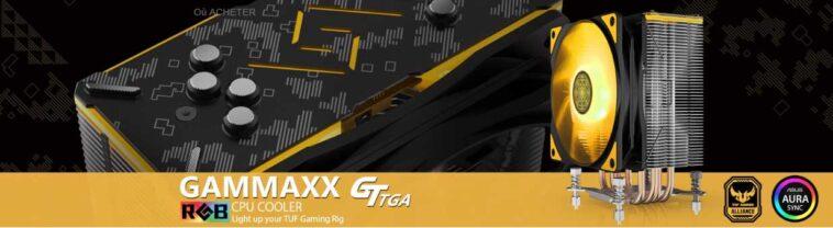 GAMMAXX GT TGA