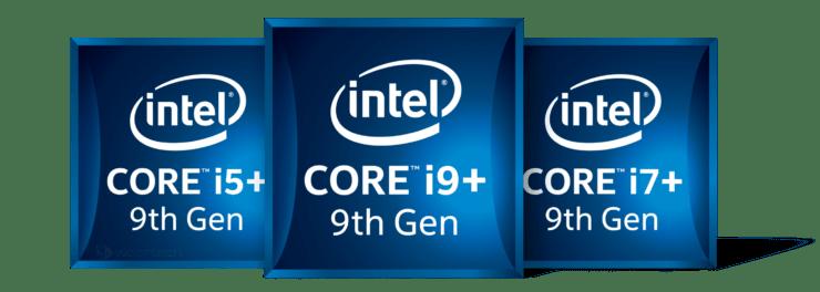 Intel Core i7 9700K et Core i9 9900K 0