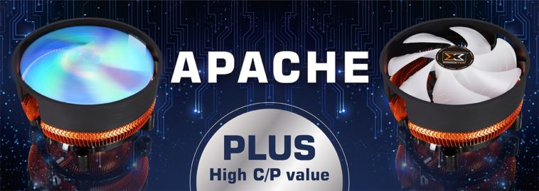 Xigmatek Apache Plus