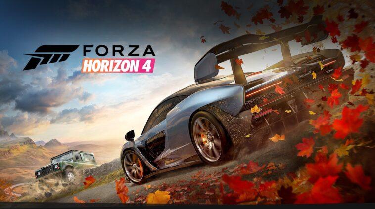 Forza Horizon 4 en démo
