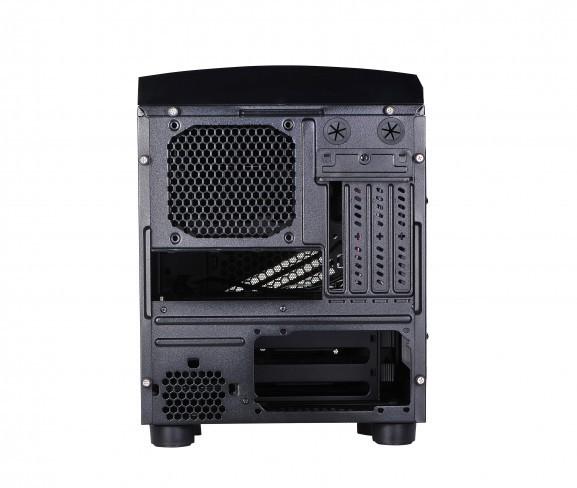 spire computer cases micro atx case spor1418b u3 115270550521