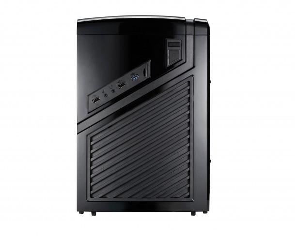 spire computer cases micro atx case spor1418b u3 215270550541