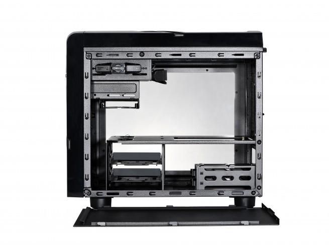 spire computer cases micro atx case spor1418b u3 315270552531
