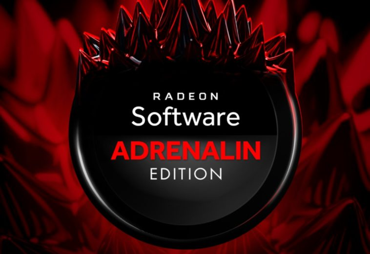 AMD Radeon driver adrenalin