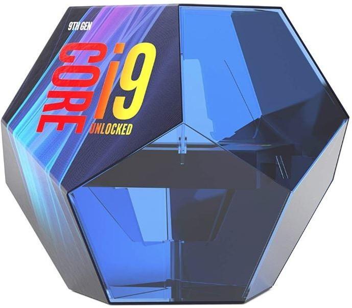 Intel Core i9 9900K boite