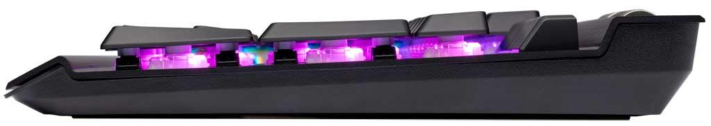K70 RGB MK.2 Low Profile 2