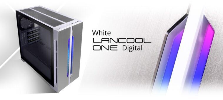 Lancool One White