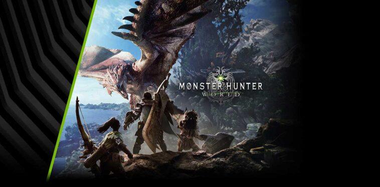 nvidia ope Monster HunterWorld