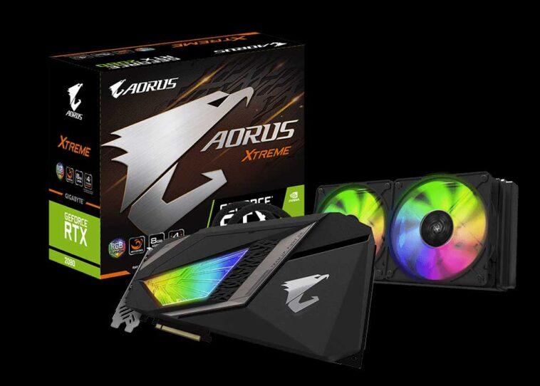 Aorus GeForce RTX 2080 Xtreme WaterForce 8G