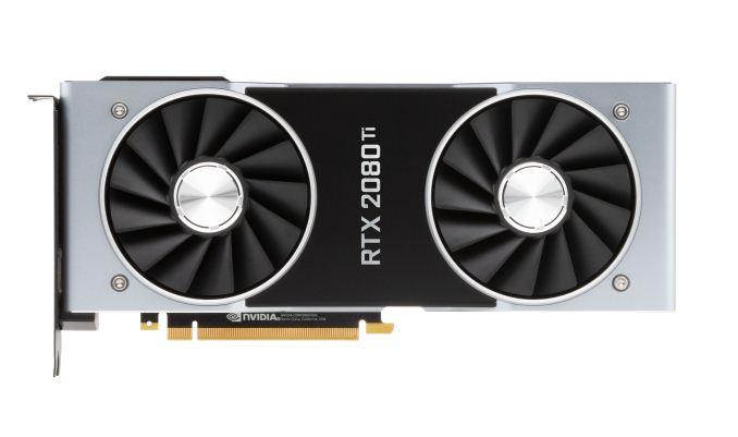 GeForce RTX 2080Ti fe