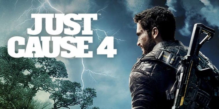 Just Cause 4 config