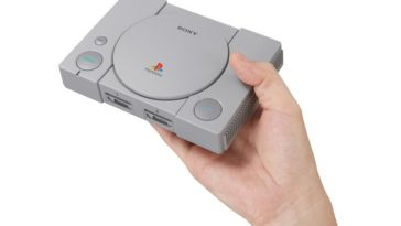 PlayStation Classic 2711