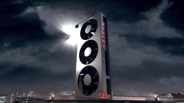 AMD Radeon RX Vega VII