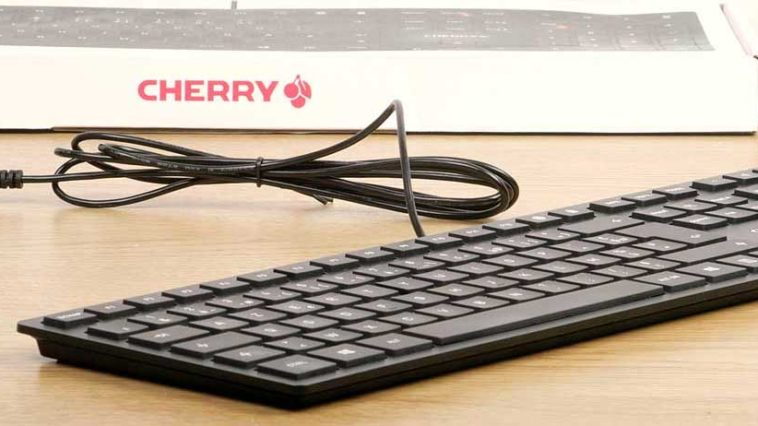 Cherry KC 6000 Slim