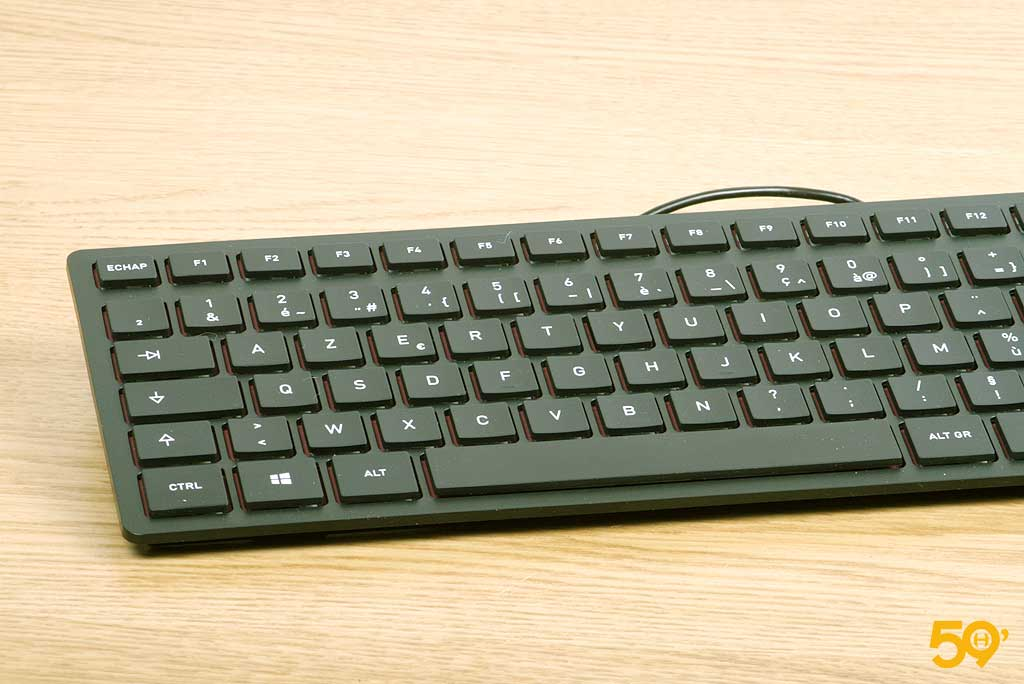 avis clavier Cherry KC 6000 Slim