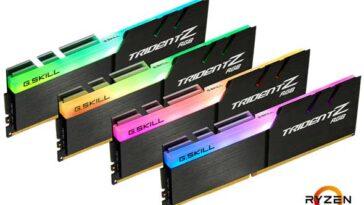 Trident Z RGB DDR4 3466