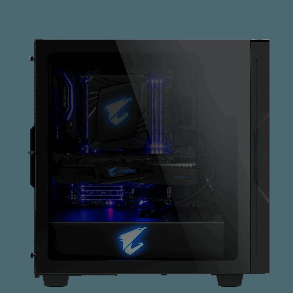 AORUS C300 GLASS 1