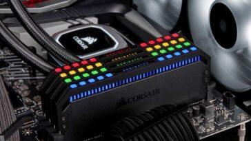 DOMINATOR PLATINUM RGB DDR4