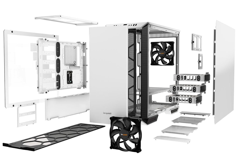 Dark Base 700 White Edition 1