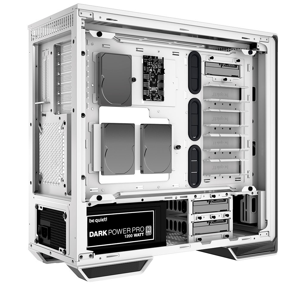 Dark Base 700 White Edition 2