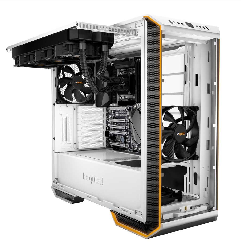 Dark Base 700 White Edition 5