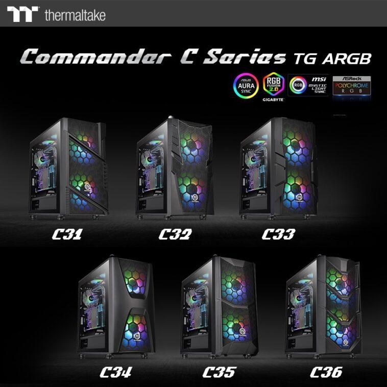 Thermaltake Commander C