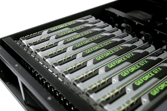 GPU sur le dernier trimestre 2018