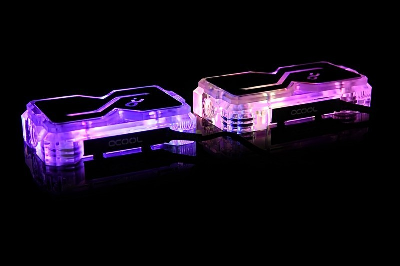 GPX SLI Plexi RGB 1